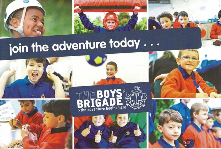 1st Kidderminster Boys' Brigade
